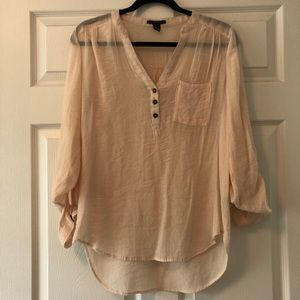 Casual Pocket Top from Forever 21